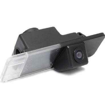 как установить камеру заднего вида на киа оптима