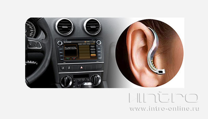 Incar CHR-1891 SP Bluetooth