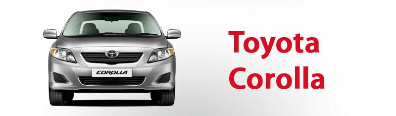 Штатная магнитола Toyota Corolla Incar CHR-2274