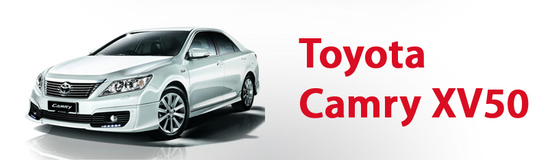 Штатная магнитола Toyota Camry