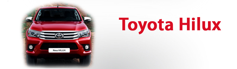Штатная магнитола Toyota Hilux