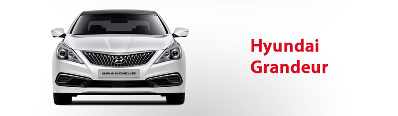 Штатная магнитола Hyundai Grandeur