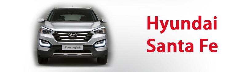 Штатная магнитола Hyundai Santa Fe 2012+