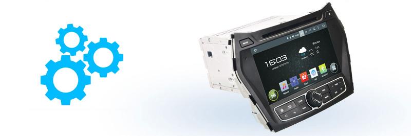 Описание устройства Incar AHR-2483
