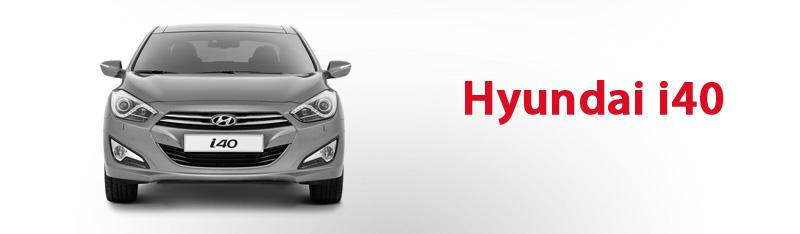 Штатная магнитола Hyundai i40