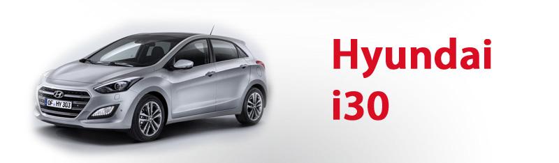 Штатная магнитола Hyundai i30