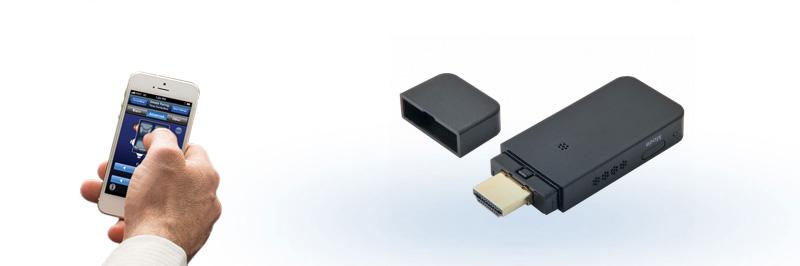 Подключаемые устройства к Incar CHR-2495