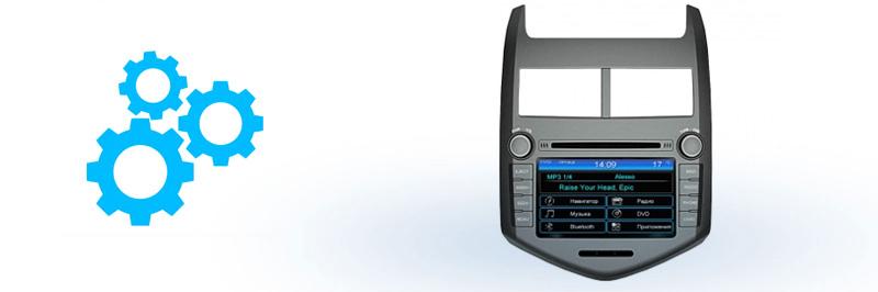 Incar CHR-3117 Дизайн