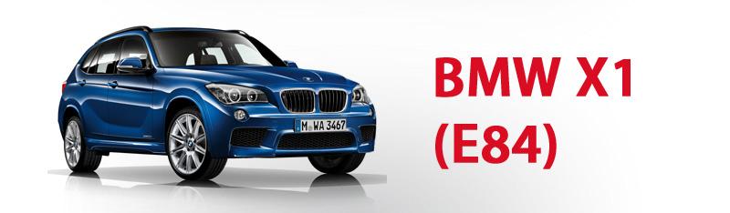 Штатная магнитола BMW X1