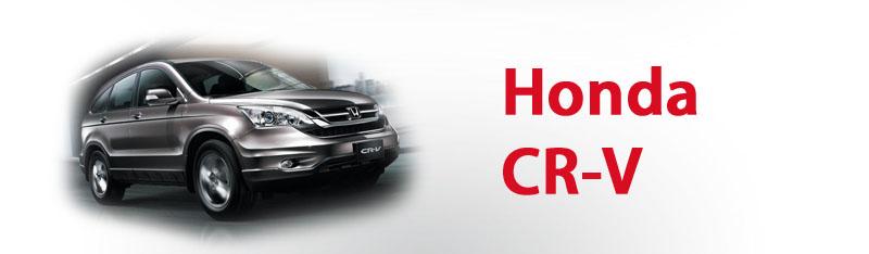 Штатная магнитола Honda CR-V