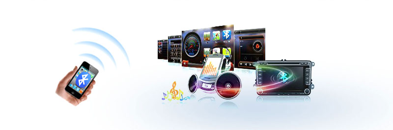 INCAR CHR-3626 Bluetooth