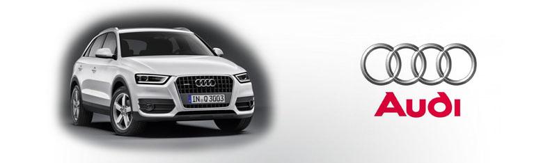 Audi Q3 2013+