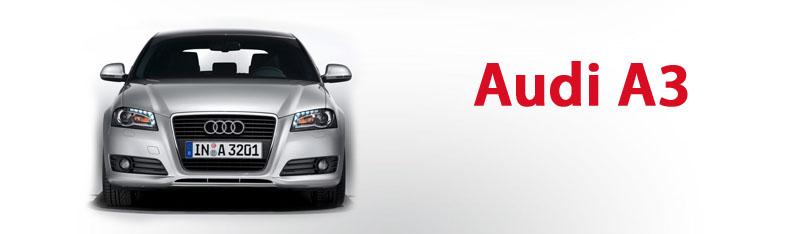 Audi A3 Штатная магнитола