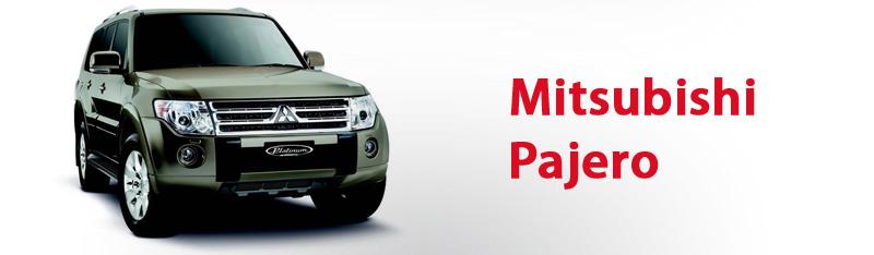 Штатная магнитола Mitsubishi Pajero 4