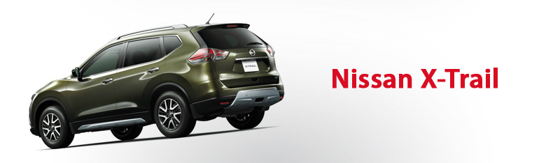 Штатная магнитола Nissan X-Trail 2013+