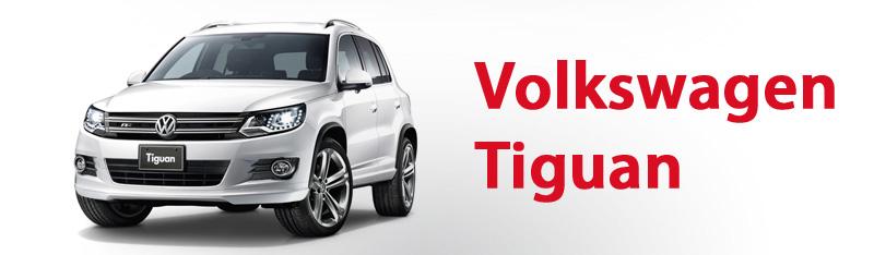 Штатная магнитола VW Tiguan