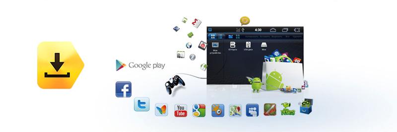 Incar FEX-FRD Google play