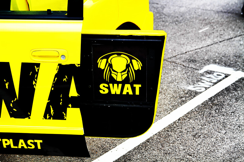 Демокар SWAT Scion XB