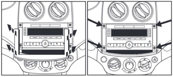автомагнитолы iso проводов адаптер на АлиЭкспресс — купить онлайн по выгодной цене